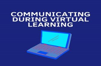 Communicating during virtual learning